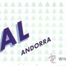 Pegatinas de colección: PEGATINA SKI ARINSAL - ANDORRA . Lote 26185967