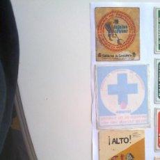 Pegatinas de colección: LOTE PEGATINAS. Lote 32118066