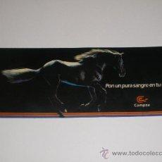 Pegatinas de colección: PEGATINA - ADHESIVO CAMPSA. Lote 32312777
