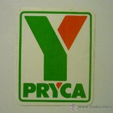 Adesivi di collezione: PEGATINA ADHESIVO PRYCA. Lote 129408127