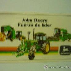 Adesivi di collezione: PEGATINA ADHESIVO TRACTORES JOHN DEERE. Lote 185267963