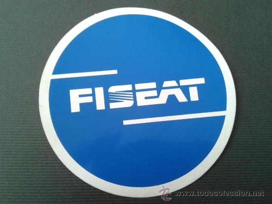 adhesivo pegatina financiera seat fiseat - Comprar Pegatinas ...
