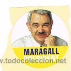Pegatinas de colección: PEGATINA CAMPAÑA ELECTORAL . Lote 36231410