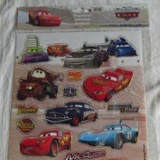 Pegatinas de colección: PEGATINAS ADESIVOS STICKERS CARS. Lote 37252870