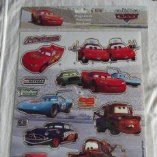 Pegatinas de colección: PEGATINAS ADESIVOS STICKERS CARS. Lote 37252886