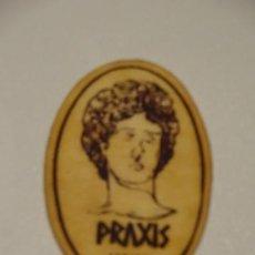 Pegatinas de colección: ANTIGUO ADHESIVO / PEGATINA. PRAXIS - LERIDA ( CLUB ) SIN DESPEGAR.. Lote 39022909