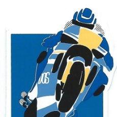 Pegatinas de colección: PEGATINA ADHESIVO DEPORTES - MOTOCICLISMO - DUCADOS TEAM - MOTOS. Lote 40007531