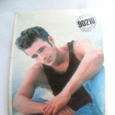 Pegatinas de colección: CROMO PEGATINA SENSACION DE VIVIR 90210 DYLAN DONUTS. Lote 42483491