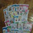 Pegatinas de colección: ANTIGUOS AUTOCOLANTES. Lote 48278361