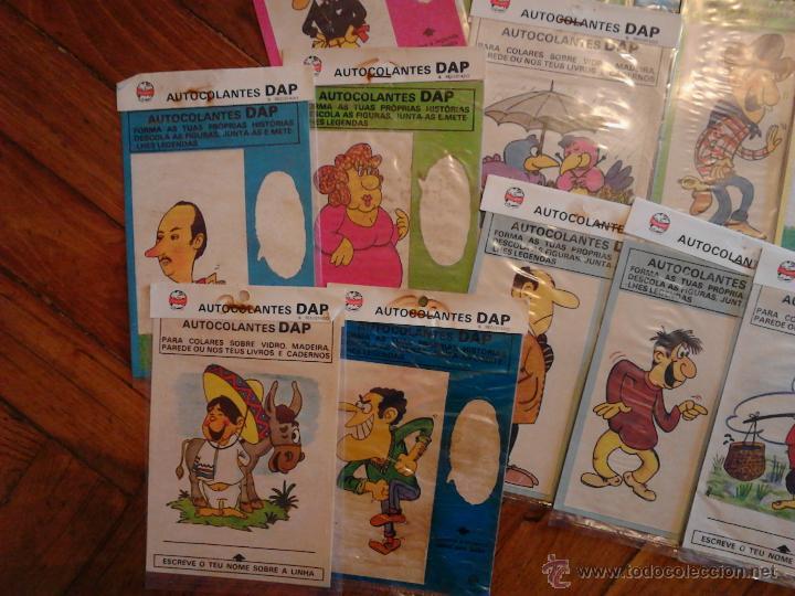 Pegatinas de colección: ANTIGUOS AUTOCOLANTES - Foto 5 - 48278361