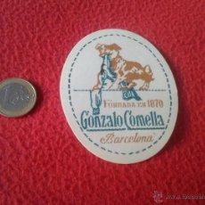 Pegatinas de colección: PEGATINA ADHESIVO STICKER TENGO MAS PEGATINAS VEAN MIS LOTES GONZALO COMELLA BARCELONA ESCASA IDEAL . Lote 48401951