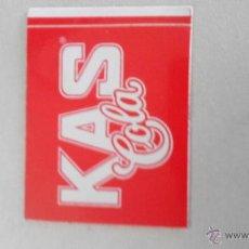 Pegatinas de colección: KAS COLA. Lote 51670837