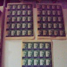 Pegatinas de colección: 75 PEGATINAS DEL XIII SALON DEL DEPORTE DE BARCELONA 1973. Lote 49471672