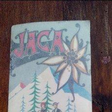 Pegatinas de colección: JACA-FESTIVAL FOLKLORICO DE LOS PIRINEOS. Lote 50121064