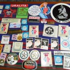 Pegatinas de colección: TREMENDO LOTE 350 PEGATINA ADHESIVO AÑOS 70 80 COCHES MOTOS POLÍTICA COCA COLA SUPER POP ENTRA, MIRA. Lote 51452062