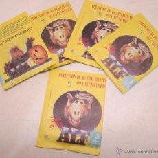 Adesivi di collezione: LOTE 5 SOBRES SIN ABRIR COLECCIÓN CALENDARIOS Y PEGATINAS ALF CELDITOR 1989. Lote 199089713