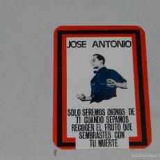 Autocollants de collection: (368) PEGATINA POLITICA - JOSE ANTONIO. Lote 56103537