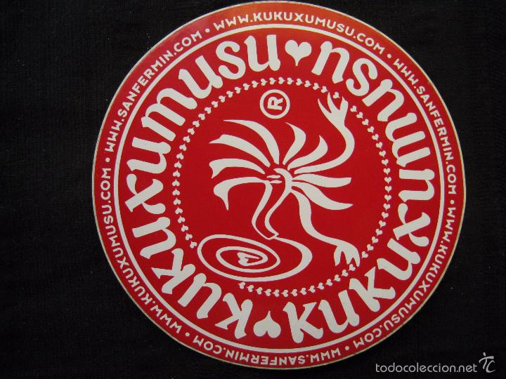 Pegatinas de colección: PEGATINA - KUKUXUMUSU. - Foto 2 - 56459641
