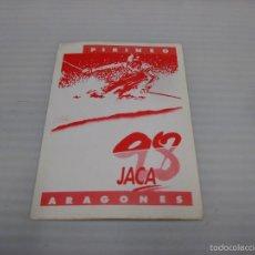 Pegatinas de colección: JACA, 1998.. Lote 57119716