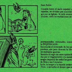 Pegatinas de colección: PEGATINA, PEGATINAS, ADHESIVO, ADHESIVOS. ANARQUISTAS AÑOS 80. Lote 58176972