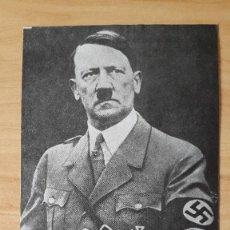 Pegatinas de colección: PEGATINA ADOLFO HITLER - POLITICA - ESVASTICA NAZI (VER IMÁGEN ADICIONAL Y LEER). Lote 58565538