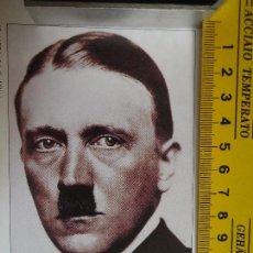 Pegatinas de colección: PEGATINA ORIGINAL - MILITAR - ADOLFO HITLER , NAZI . Lote 62868148