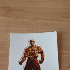 Pegatinas de colección: PEGATINA MARVEL - SUPERHEROES - EDICIONES VERTICE (VER FOTO ADICIONAL). Lote 64090767
