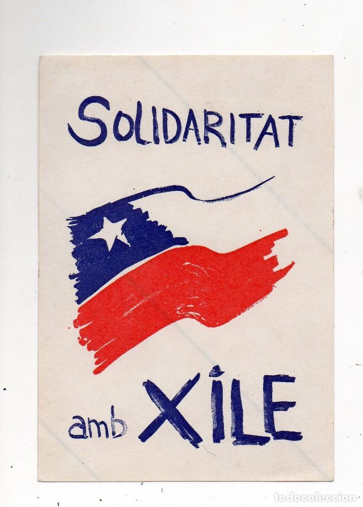 Resultado de imagen de xile solidaritat
