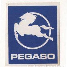 Pegatinas de colección: (ALB-TC-5)) DIFICIL PEGATINA PEGASO. Lote 70190565
