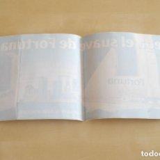 Pegatinas de colección: PEGATINA PUBLICITARIA DE TABACO. CIGARRILLOS FORTUNA.. Lote 70352155