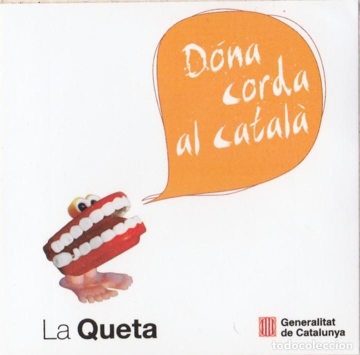 Resultado de imagen de dóna corda al català