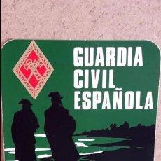 Pegatinas de colección: ADHESIVO / PEGATINA - GUARDIA CIVIL ESPAÑOLA. AÑOS DE LA TRANSICIÓN. / SIN DESPEGAR.. Lote 113607656
