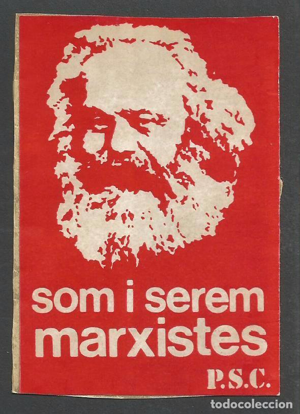 Resultado de imagen de marxistes del psc