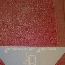 Pegatinas de colección: PEGATINA EMPRESARIOS POR ANDALUCIA. Lote 81710952
