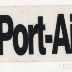 Pegatinas de colección: PEGATINA SKI PORT-AINE. Lote 85402656