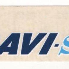 Pegatinas de colección: PEGATINA TRAVI-SKI. Lote 85403480