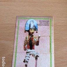 Pegatinas de colección: ARTESANIA UN DISEÑO PERMANENTE. Lote 86004128