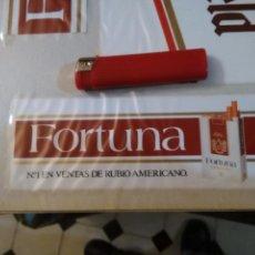 Pegatinas de colección: REFERENCIA ALBUM NUMERO 3 - ANTIGUA PEGATINA - TABACO - FORTUNA. Lote 86256852
