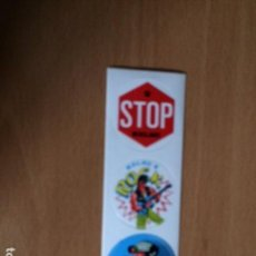 Pegatinas de colección: STOP KELME ROCK. Lote 86413876