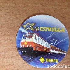 Pegatinas de colección: ESTRELLA RENFE. Lote 86427936