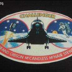 Pegatinas de colección: PEGATINA STICKER NAVE ESPACIAL COLUMBIA CHALLENGER GARBO NASA USA ESPACIO. Lote 89631928