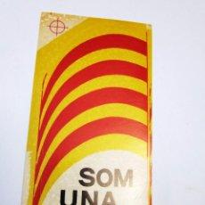 Pegatinas de colección: PEGATINA POLÍTICA DE LA TRANSICIÓN. Lote 93580830