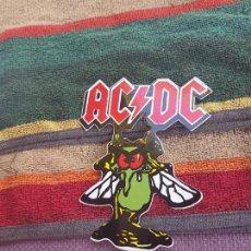 Pegatinas de colección: ANTIGUA PEGATINA DE AC-DC. . Lote 95768943