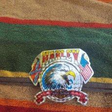 Pegatinas de colección: ANTIGUA PEGATINA DE HARLEY DAVINSON. . Lote 95769051