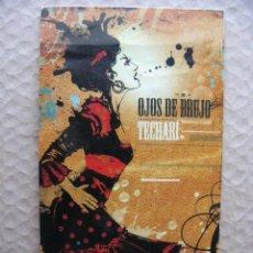 Pegatinas de colección: PPRLY - OJOS DE BRUJO. TECHARÍ. 9,3 X 17,3 CM.. Lote 95846671