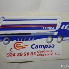 Pegatinas de colección: PEGATINA CAMPSA. Lote 97355719