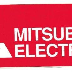 Pegatinas de colección: ADHESIVO - MITSUBISHI ELECTRIC. Lote 180312425