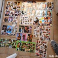 Pegatinas de colección: GRAN LOTE PAGINAS ADHESIVO PEGATINA REVISTA SUPER POP. Lote 97572087