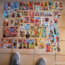 Pegatinas de colección: GRAN LOTE PEGATINA ADHESIVO SERIE V REVISTA TELE INDISCRETA. Lote 97589367