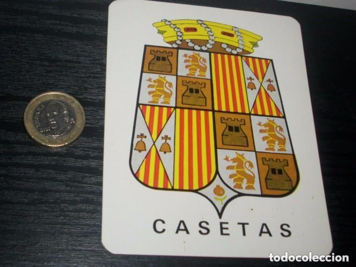 Pegatina escudo casetas zaragoza aragon comprar - Tiempo en casetas zaragoza ...